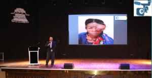 Harun Budaklar Karaköprü'de Afrika'yı Anlattı