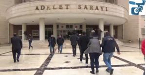 Şanlıurfa'da terör operasyonu, 3 tutuklama