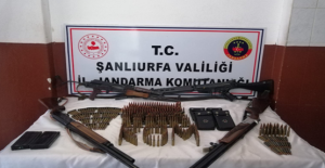 Urfa'da silah kaçakçılığı operasyonunda 5 şüpheli yakalandı