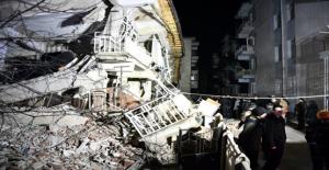 Elazığ#039;daki depremde son durum:...