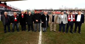 Karaköprü Belediyespor yeni yönetimi görev bölümü yaptı
