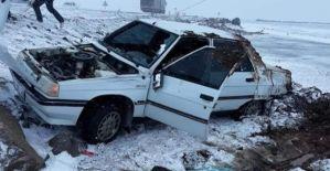 Siverek'te Buzlanma Kazası; 9 Yaralı
