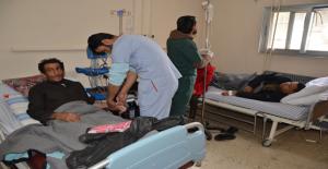 Tel Abyadta Açılan Hastanede 22 Bin Kişi Şifa Buldu