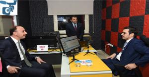 TRT Genel Müdürü Eren: Barış Pınarı FM'e Her Türlü Desteği Vereceğiz