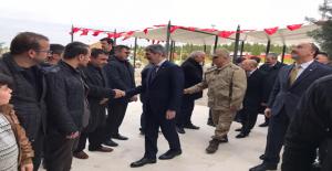 Urfa'da Şehitlik Kabristanlığı Ve Müzesi Açıldı