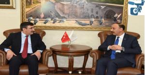 Cevdet Yılmaz, Yatırımcıları Şanlıurfa'ya Davet Etti