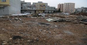 Eyyübiye'de Park Ve Millet Kıraathanesi Yapılıyor
