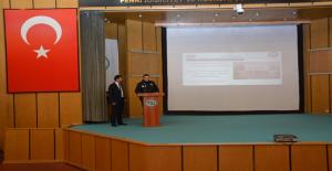 Özel Güvenlik personellerine eğitim semineri!