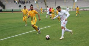 Şanlıurfaspor 0-1 İnegölspor