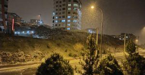 Urfa#039;da beklenen kar yağışı...