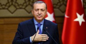 Cumhurbaşkanı Erdoğan, Milli Dayanışma...