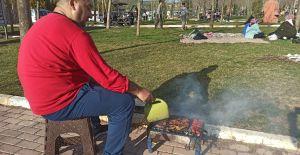 Koronavirüs nedeniyle mangal ve piknik...