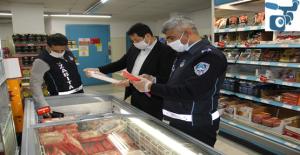 Eyyübiye Belediyesi Zabıta Ekipleri Denetimlerini Aralıksız Bir Şekilde Sürdürüyor