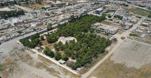 Barış Pınarı Bölgesinde Park ve Bahçeler Halka Açılıyor