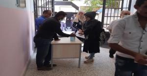 Barış Pınarında 240 Öğrenci Üniversite İçin Yarıştı