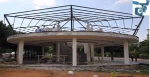 Eyyübiye Belediyesi  Aile Otağı Da Açılışa Hazırlanıyor.