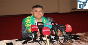 Şahin, Şanlıurfaspor Kulüp Başkanlığına aday olduğunu açıkladı