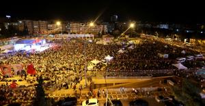 Urfa'da 15 Temmuz etkinlikleri