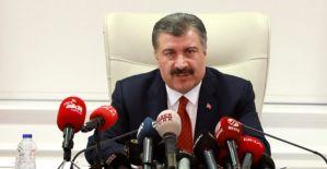Sağlık Bakanı Koca, vaka artışı konusunda 4 ilimizi uyardı