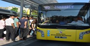 Urfa'da 65 yaş vatandaşlara toplu taşımada kısıtlama getirildi