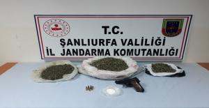 Urfa'da uyuşturucu operasyonu, 1 tutuklama