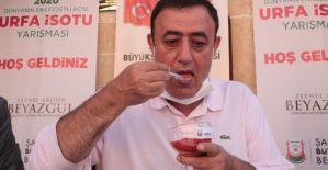 """Şanlıurfa'da """"en lezzetli isot"""" yarışması sonuçları açıklandı"""