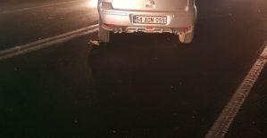 """Şanlıurfa""""da trafik kazası, 1 ölü, 4 yaralı"""