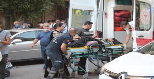 Urfa'da pencereden düşen kadın yaralandı