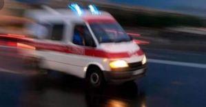 """Urfa""""da motosiklet otomobil ile çarpıştı, 1 ölü"""