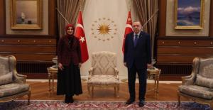 """Cumhurbaşkanı Erdoğan, """"Şanlıurfa'da böyle bir  adımın atılması çok önemlidir"""""""