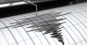 Siirt#039;te 5 büyüklüğünde deprem