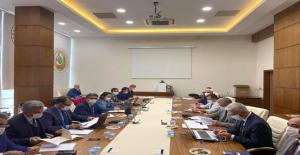 Urfa'da bölge müdürlüğü 2020'yi değerlendirdi
