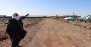Büyükşehir, Viranşehir Ve Ceylanpınar Kırsalında Çalışmalara Ağırlık Verdi