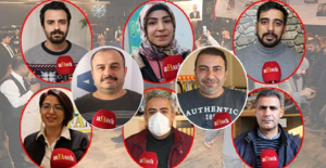 Gazetecilerden 10 Ocak mesajı