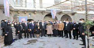 Gaziantep belediye başkanı Şanlıurfa'da
