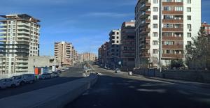 Şanlıurfa'da yollar boş kaldı