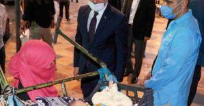 Şanlıurrfa'da çocuklarıyla çöp topluyorlardı: Vali Erin sahip çıktı