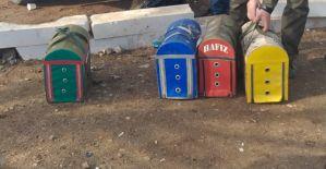 Urfa'da horoz dövüşçülerine operasyon
