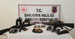 Urfa#039;da silah operasyonu