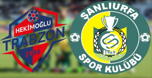 Hekimoğlu Trabzon- Şanlıurfaspor