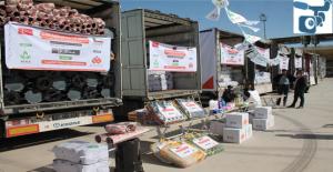 Urfa'da Suriye'ye 2 Milyon Lira Yardım