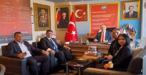 Başkan Aslan, Şanlıurfa#039;ya...