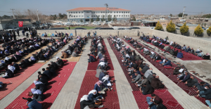 Şanlıurfa'da husumet barışla sonuçlandı