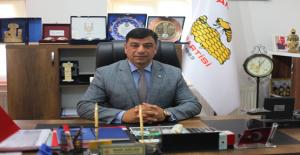 Anavatan İl Başkanı Başkan Aslan'dan  23 Nisan Mesajı