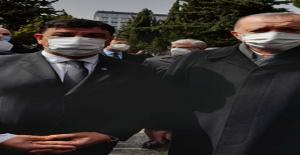 Başkan Aslan, Turgut Özal#039;ı...