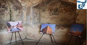 Kızılkoyun Nekropolünde 'Turizm Şehri Şanlıurfa' konulu fotoğraf sergisi