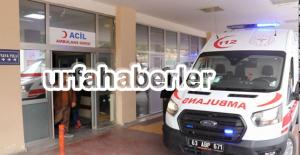 Urfa'da bir evde yangın: 1 ölü!