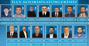 DEVA Partisinden Şanlıurfa'daki ilçelere atama