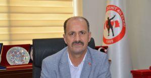 Başkan Yavuz'dan Jandarmanın 182. Kuruluş Yıl Dönümü Mesajı