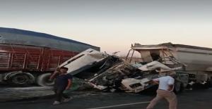 Bozova'daki kazada sürücü hayatını kaybetti